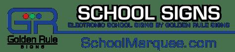School Marquee Logo